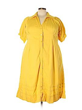 Main Street Blues Casual Dress Size 22 (Plus)