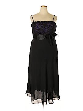 Lane Bryant Cocktail Dress Size 18 (Plus)