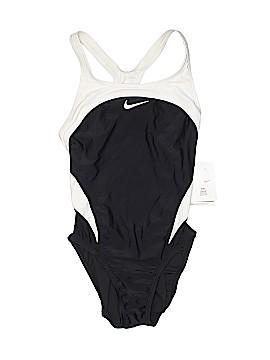 Nike One Piece Swimsuit Size 30 (Plus)