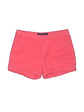 Zara Basic Khaki Shorts Size 6