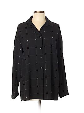 Boohoo Boutique Long Sleeve Blouse Size 12