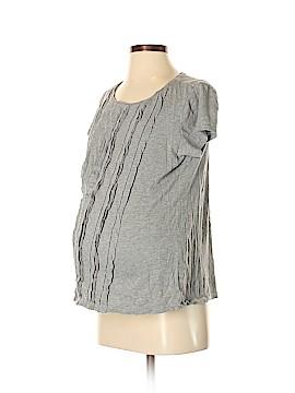 Ann Taylor LOFT Short Sleeve T-Shirt Size M (Maternity)