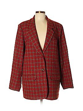 Eddie Bauer Wool Blazer Size XL (Tall)