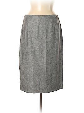 Carolina Herrera Silk Skirt Size 6