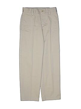 Lands' End Khakis Size 8 (Slim)
