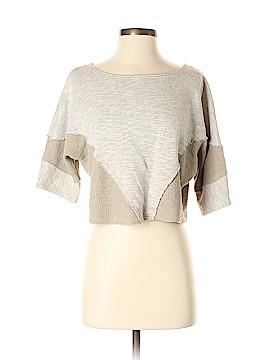 Topshop Sweatshirt Size Sm/Med