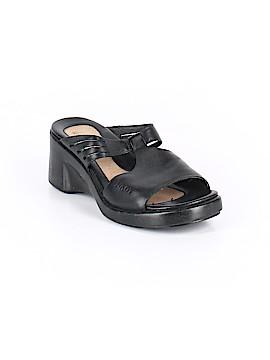 Naot Wedges Size 38 (EU)