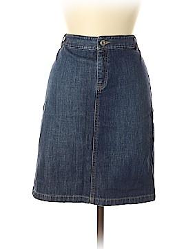 Banana Republic Denim Skirt Size 2