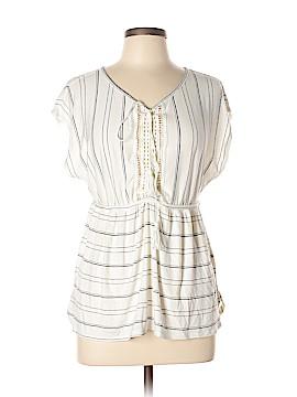 Chelsea & Violet Short Sleeve Top Size L