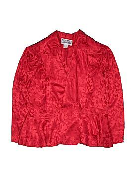 Pat Argenti Silk Blazer Size 20 (Plus)