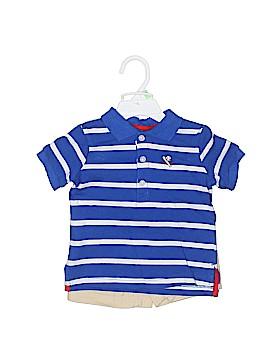 Little Me Short Sleeve Polo Size 18 mo