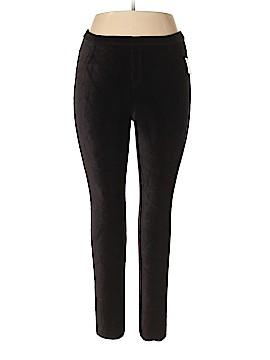 Style&Co Velour Pants Size 0X (Plus)