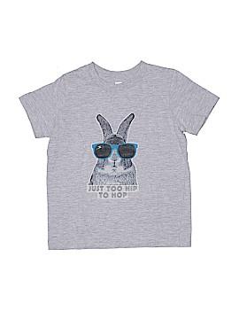 Kids Short Sleeve T-Shirt Size 6