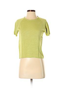 August Silk Silk Pullover Sweater Size S