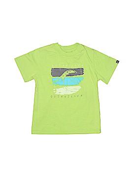 Quiksilver Short Sleeve T-Shirt Size 6