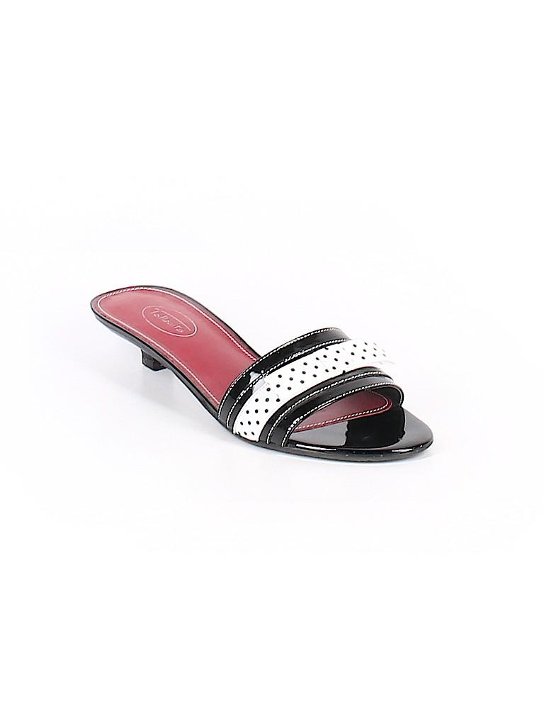 Talbots Women Mule/Clog Size 6 1/2