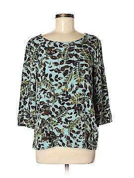 J.jill 3/4 Sleeve Blouse Size M (Petite)