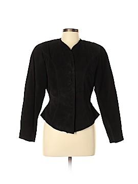 Avanti Leather Jacket Size 10