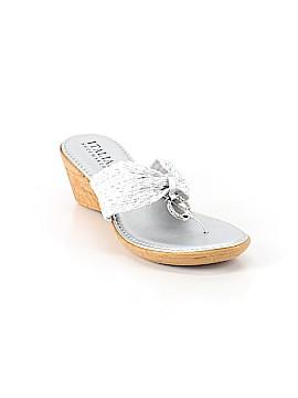 Italian Shoemakers Footwear Wedges Size 10