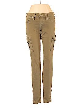 True Religion Cargo Pants 24 Waist