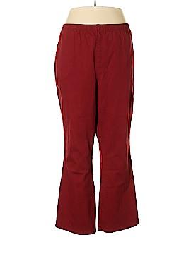 Denim 24/7 Casual Pants Size 26 (Plus)