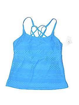 Island Escape Swimsuit Top Size 16