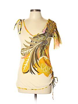 Karen Millen Short Sleeve Top Size 10