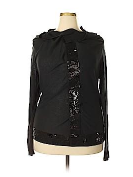 Libby Edelman Cardigan Size 1X (Plus)