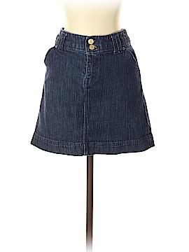 Lilly Pulitzer Denim Skirt Size 2