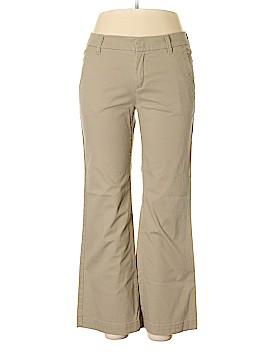 Eddie Bauer Khakis Size 12
