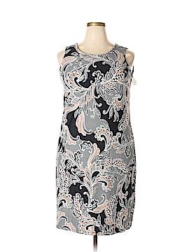 Charter Club Casual Dress Size 1X (Plus)