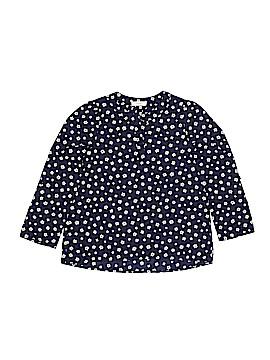 Soprano Long Sleeve Blouse Size M (Youth)