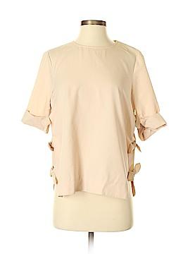 Club Monaco Short Sleeve Blouse Size S (Petite)