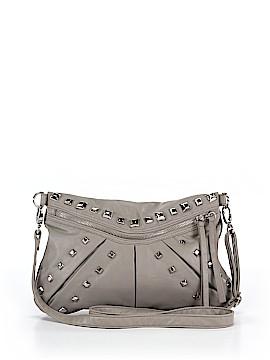 Olivia + Joy Leather Crossbody Bag One Size
