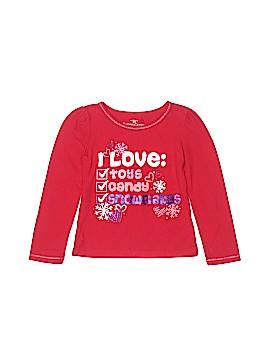 Faded Glory Long Sleeve T-Shirt Size 4T