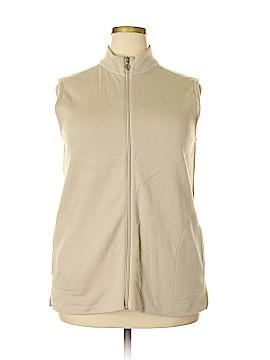 Joan Vass Vest Size 14 (3)