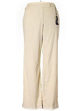 Lane Bryant Linen Pants Size 24 (Plus)