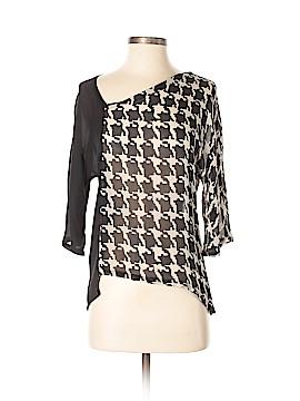 Mila Hermanovski 3/4 Sleeve Blouse Size 2