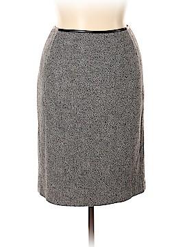 Kasper A.S.L. Wool Skirt Size 14 (Petite)