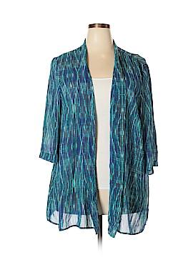 Maggie Barnes for Catherines Kimono Size 2X (Plus)