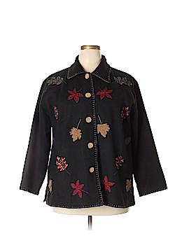 DressBarn Wool Coat Size 2X (Plus)