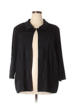 Misook Cardigan Size 2X (Plus)