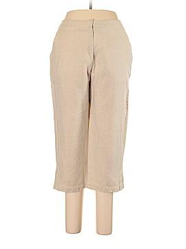 Liz Claiborne Linen Pants Size 12