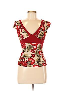 Closet Short Sleeve Top Size M