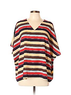 Liz Claiborne Short Sleeve Blouse Size Lg - XL