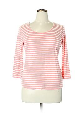Garnet Hill 3/4 Sleeve T-Shirt Size XL