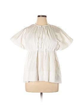 Victoria Victoria Beckham Short Sleeve Blouse Size 12 (UK)