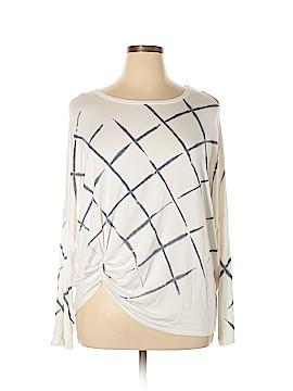 Karen by Karen Kane Long Sleeve Top Size XL