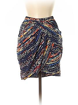 Zero + Maria Cornejo Silk Skirt Size 4