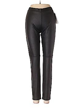 Trouve Faux Leather Pants Size S